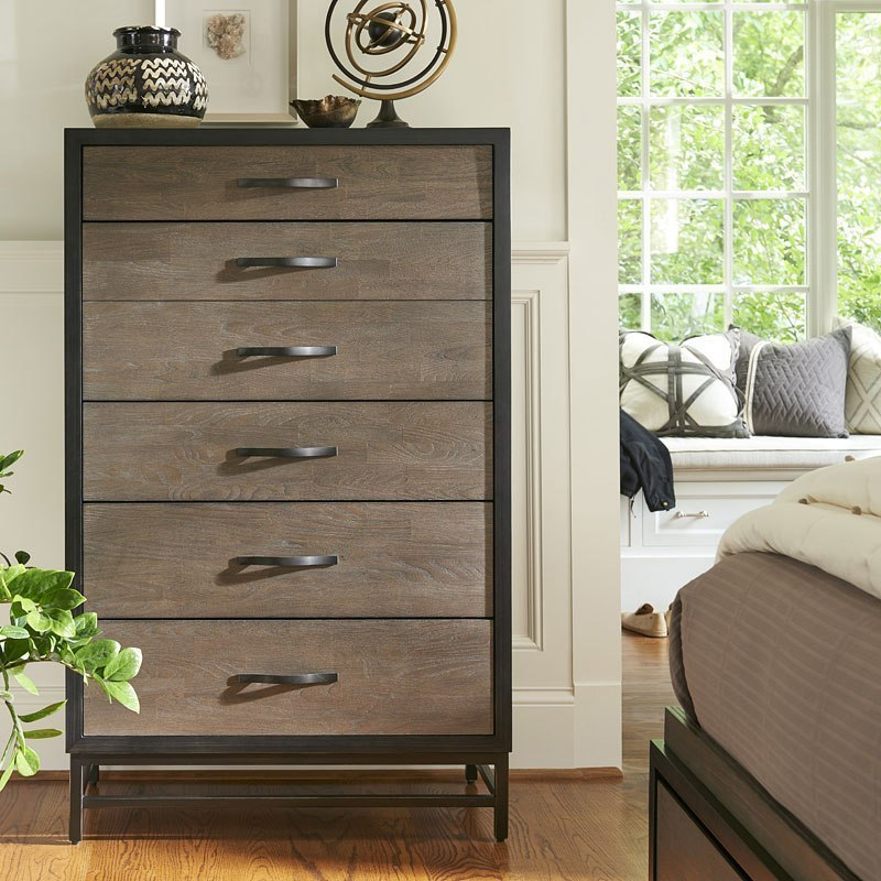 Curated Spencer Storage Bedroom Set Universal Furniture