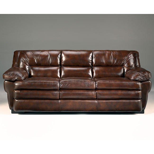 Marshall - Chestnut Sofa