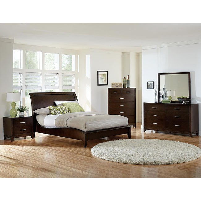 Ashley Furniture In Woodbridge Nj: Starling Sleigh Bedroom Set Homelegance