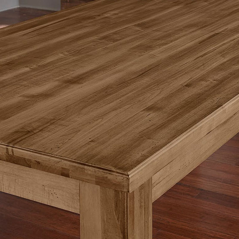 Simply Dining Kitchen Table (Natural Maple)