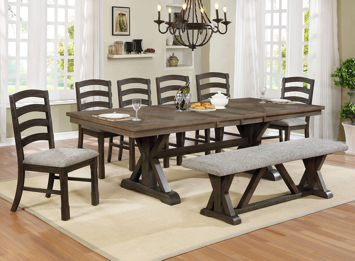 Armina Dining Room Set Crown Mark Furniture Furniture Cart