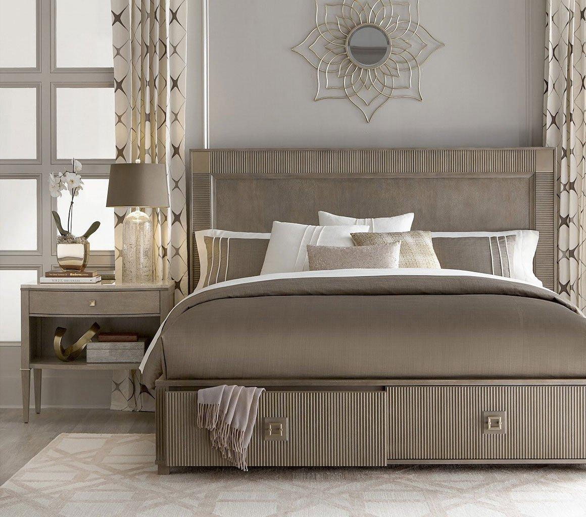 Cityscapes Hudson Storage Bedroom Set ART Furniture