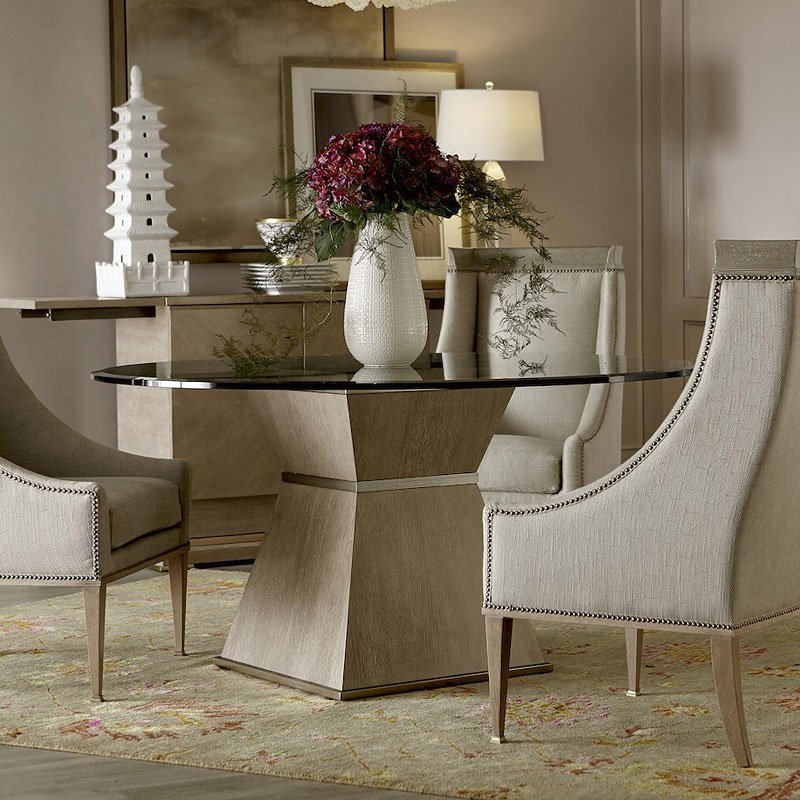 Cityscapes Han 54 Inch Round Dining