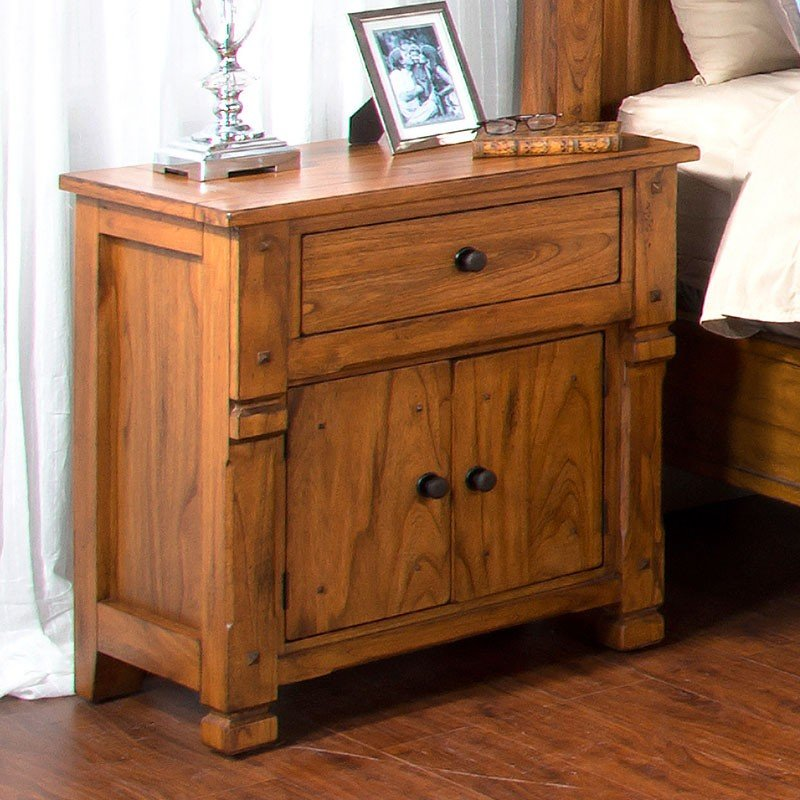 Sedona Storage Bedroom Set Sunny Designs Furniture Cart