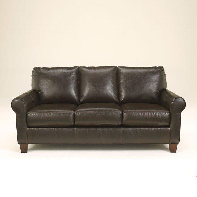 Nastas DuraBlend Bark Sofa