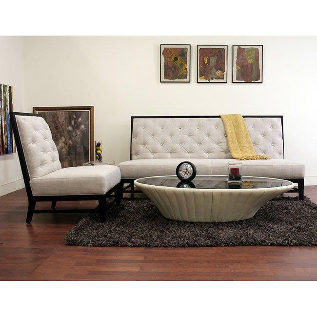 Bristol Tufted Living Room Set