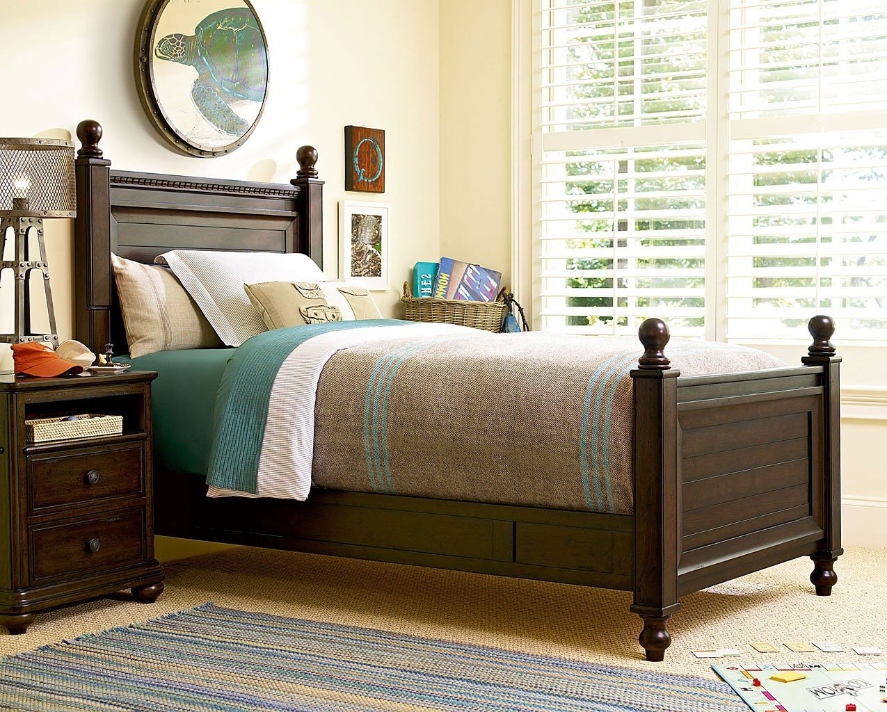Paula Deen Guys Reading Bedroom Set