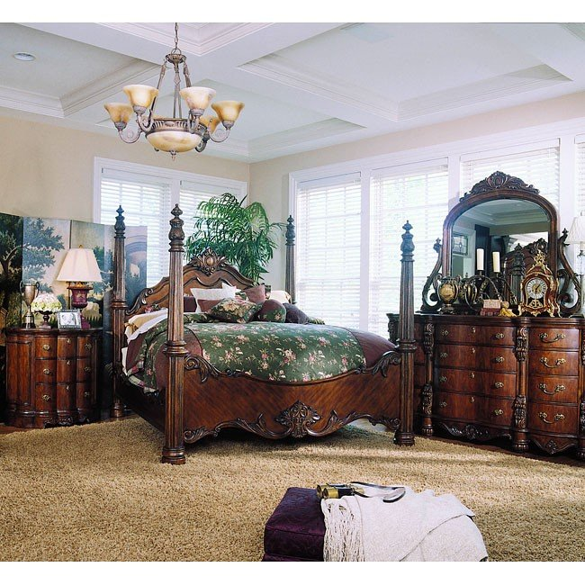 Amazing Edwardian Poster Bedroom Set