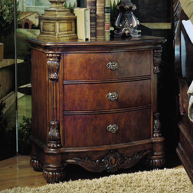 Edwardian Nightstand Pulaski Furniture 1 Reviews Furniture Cart