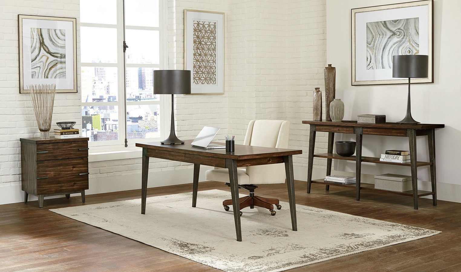 Outstanding Monterey Point Splayed Leg Home Office Set Download Free Architecture Designs Scobabritishbridgeorg