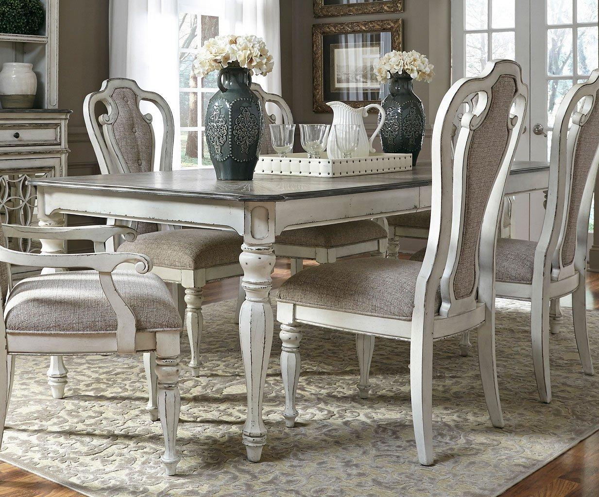 Magnolia Manor 108 Inch Rectangular Dining Table