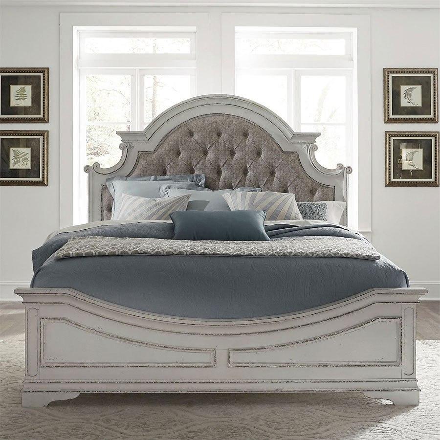 Magnolia Manor Panel Bed