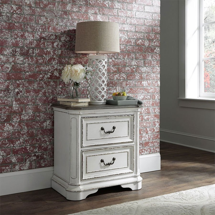 Magnolia Manor Panel Bedroom Set Liberty Furniture 5
