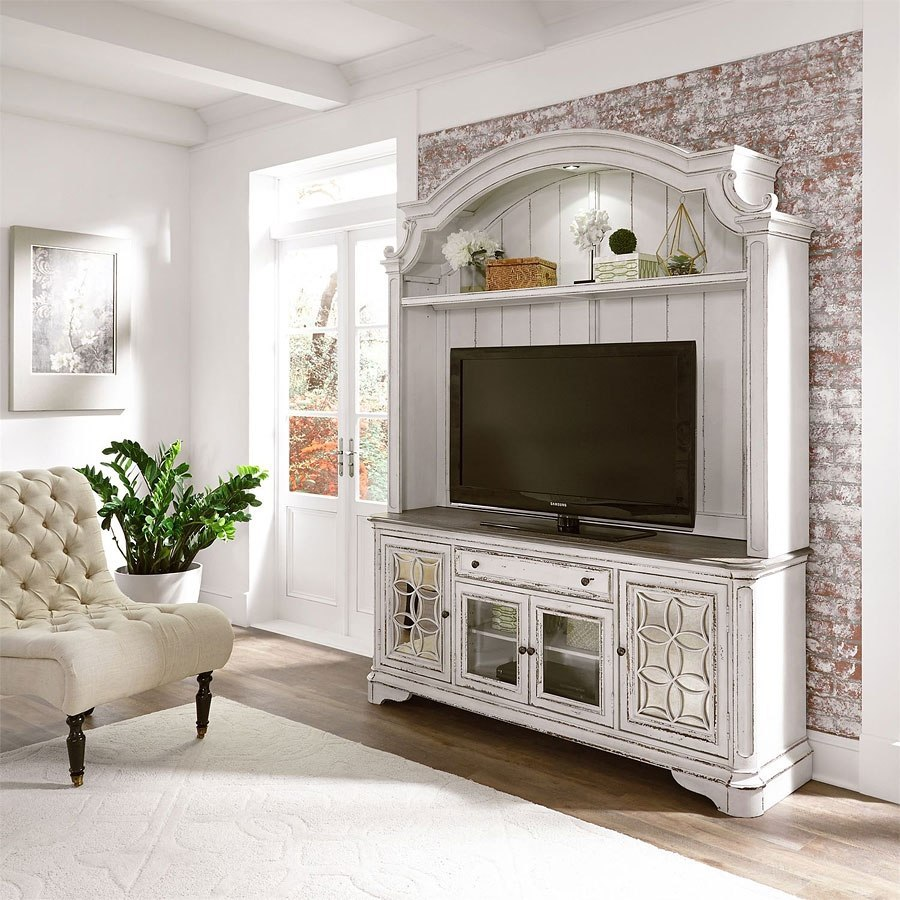 Magnolia Manor Entertainment Center Liberty Furniture 2 Reviews