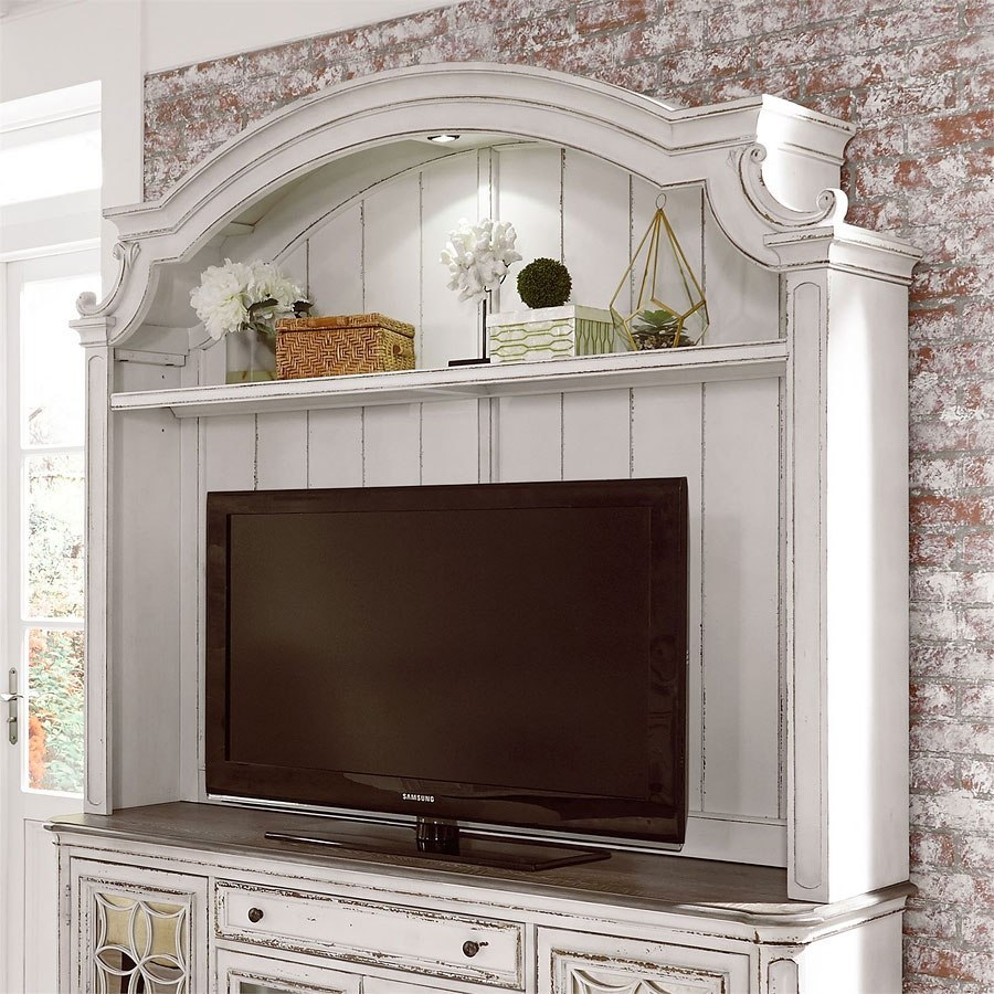 Magnolia Manor Entertainment Center Liberty Furniture 3