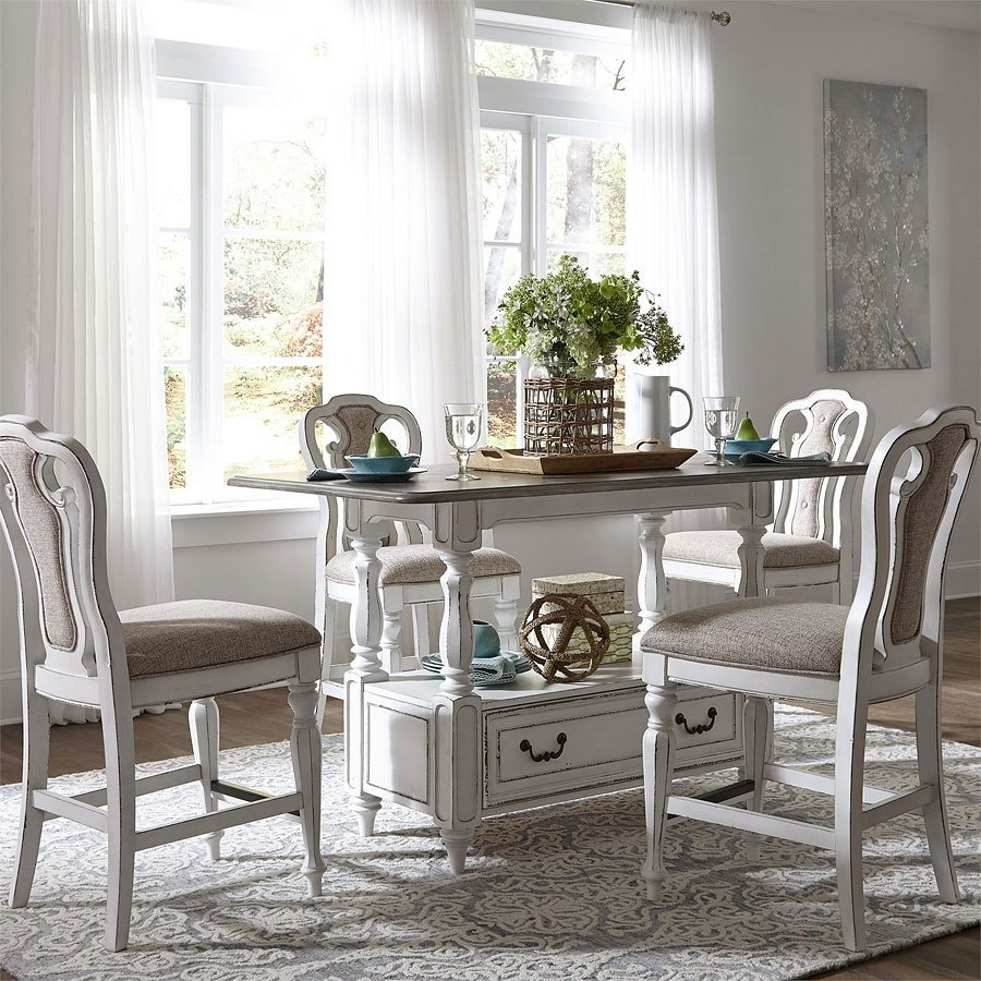 Magnolia Manor Counter Height Dining Set