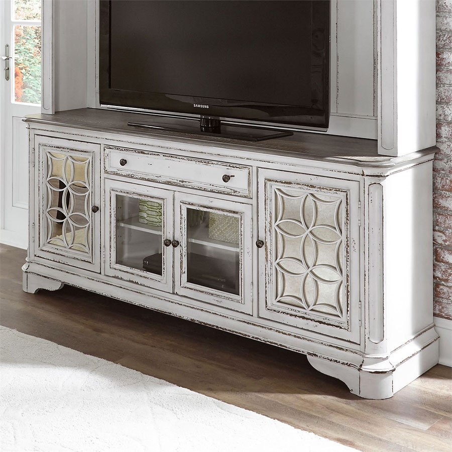Magnolia Manor Tv Stand Liberty Furniture 2 Reviews