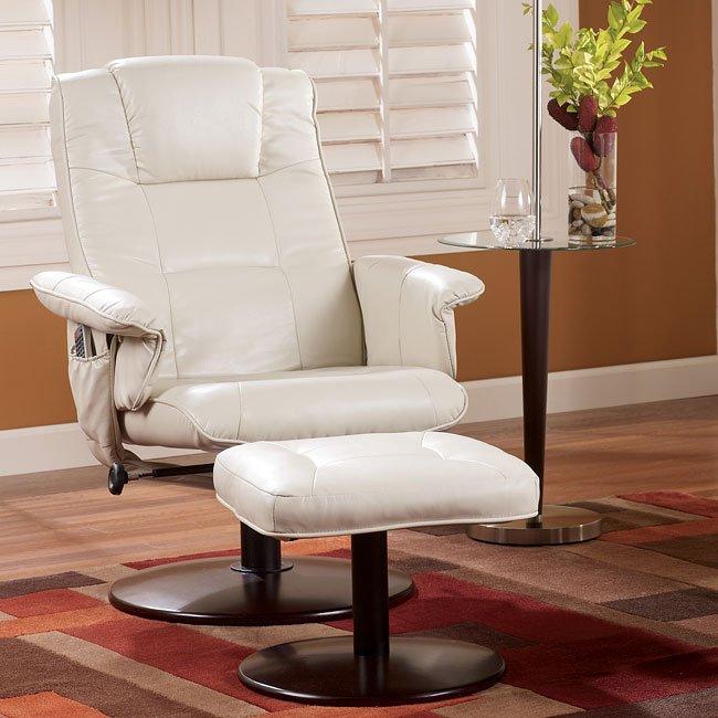Margo - Ivory Comfort Loungers
