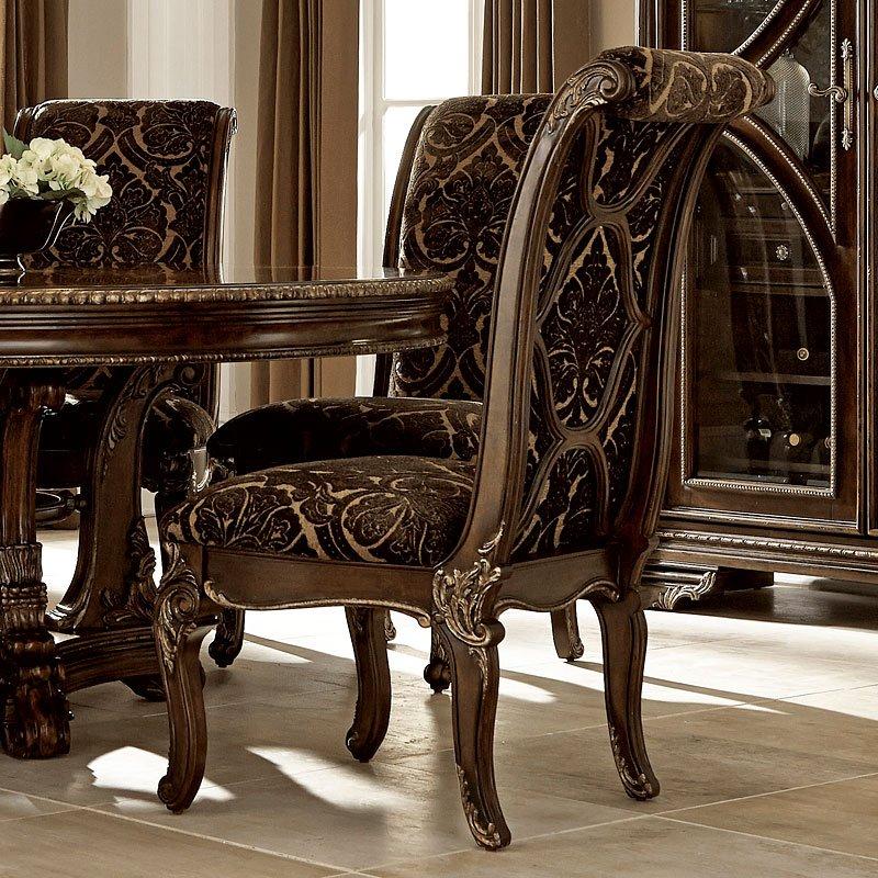 Gables Upholstered Back Side Chair