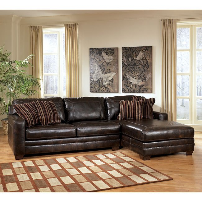 Pierce - Canyon Right Chaise Sectional