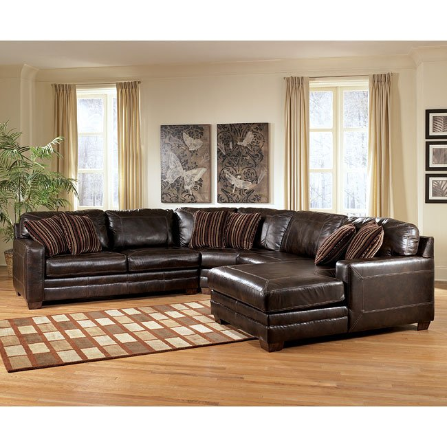 Pierce - Canyon Large Right Chaise Sectional