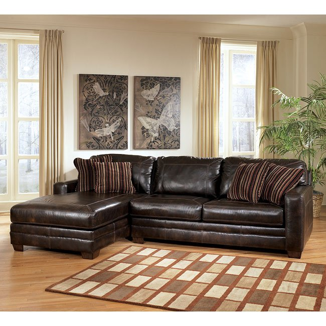 Pierce - Canyon Left Chaise Sectional