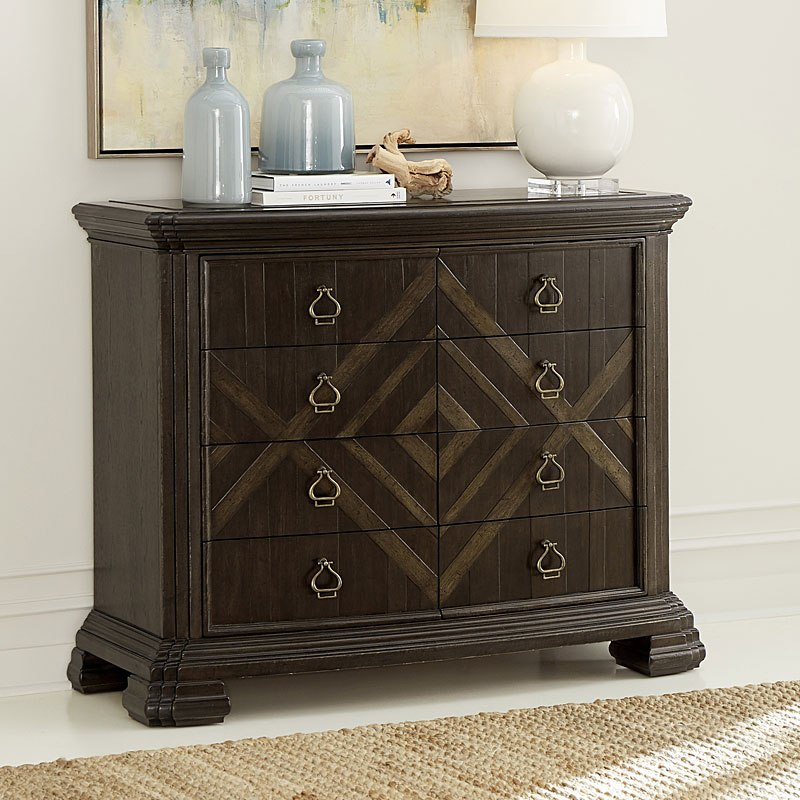 National Bedroom Furniture: American Chapter Grand National Bedroom Set ART Furniture