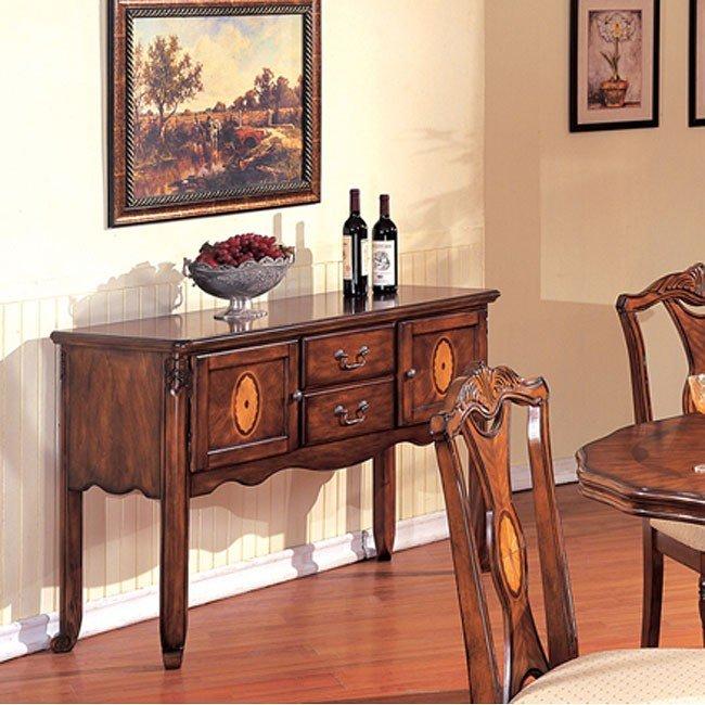 Regalia Formal Dining Room Set Mainline Furniture: Bordeaux Formal Dining Room Set MainLine Furniture