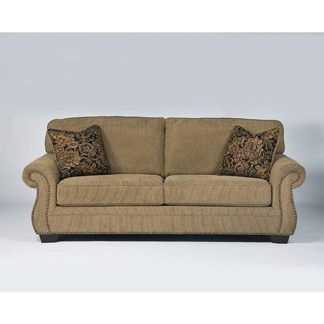 Wynndale Caramel Sofa