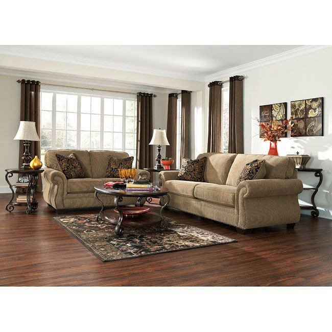 Wynndale Caramel Living Room Set
