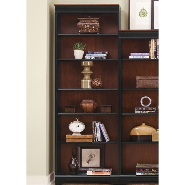 St Ives Jr Executive Home Office Set Liberty Furniture