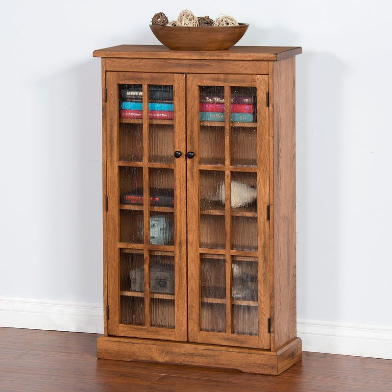 Sedona Cd Dvd Cabinet Sunny Designs Furniture Cart