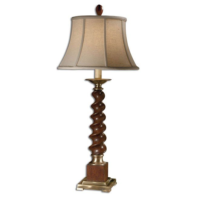 Myron Twist Table Lamp