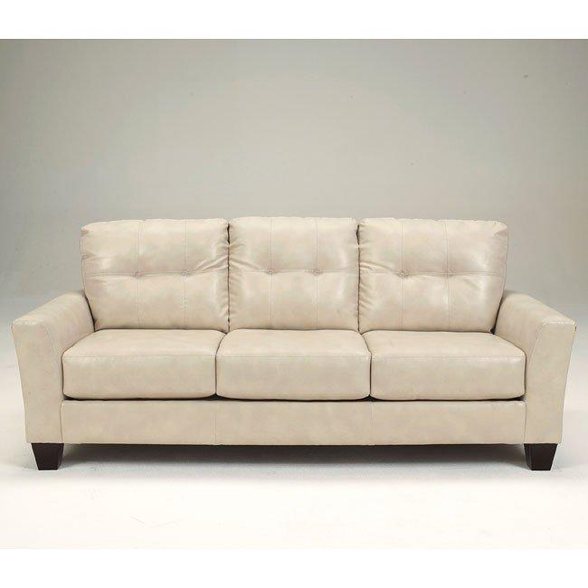 Paulie DuraBlend Taupe Sofa