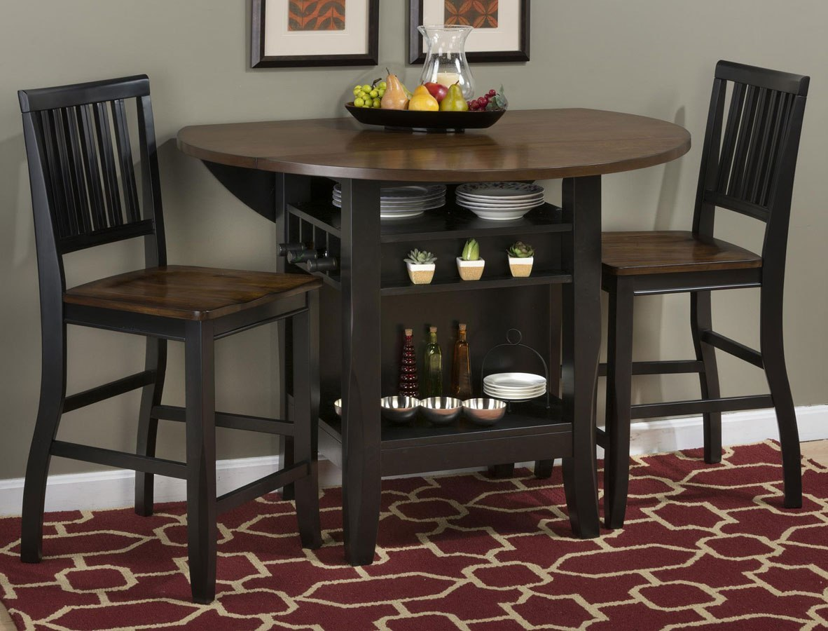 Bon Braden Counter Height Dining Room Set
