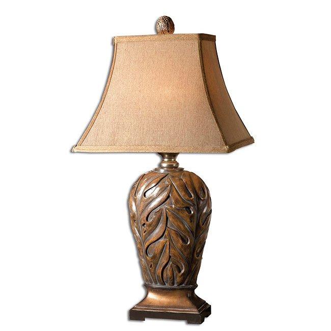 Banana Leaf Table Lamp