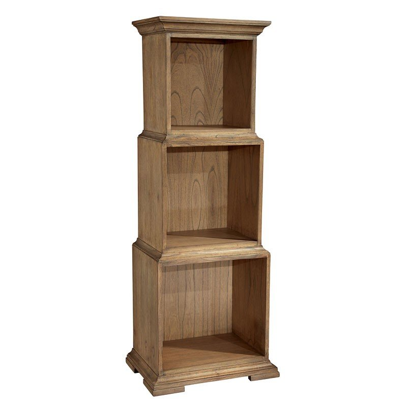 Stacking Box Bookcase