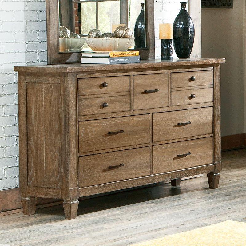 Brownstone Village Dresser Legacy Classic Furniture Cart