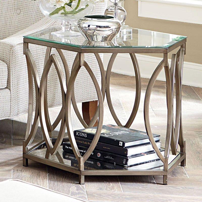 Santa Barbara End Table