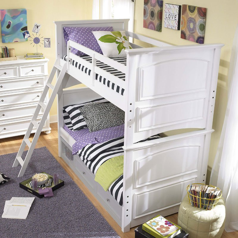 Madison Bunk Bed Legacy Classic Kids Furniture Cart