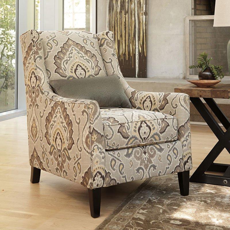 Wilcot shale accent chair millennium furniture cart - Ashley millennium living room furniture ...