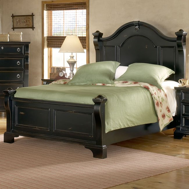 Heirloom Low Post Bed American Woodcrafters 1 Reviews