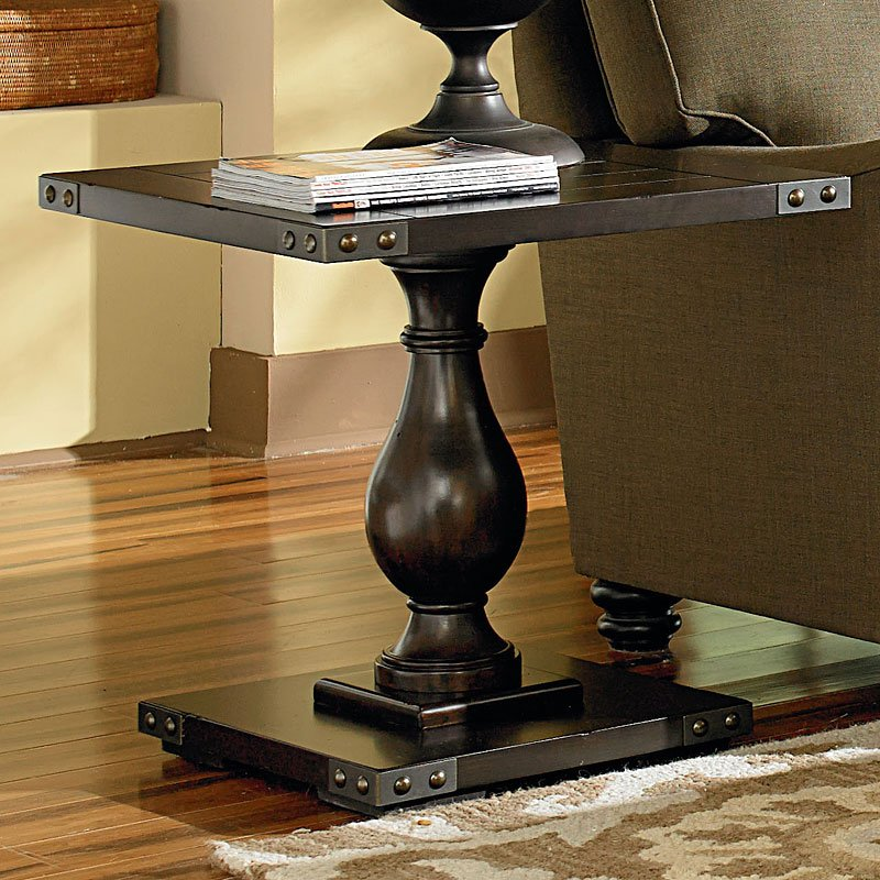 Pierwood End Table