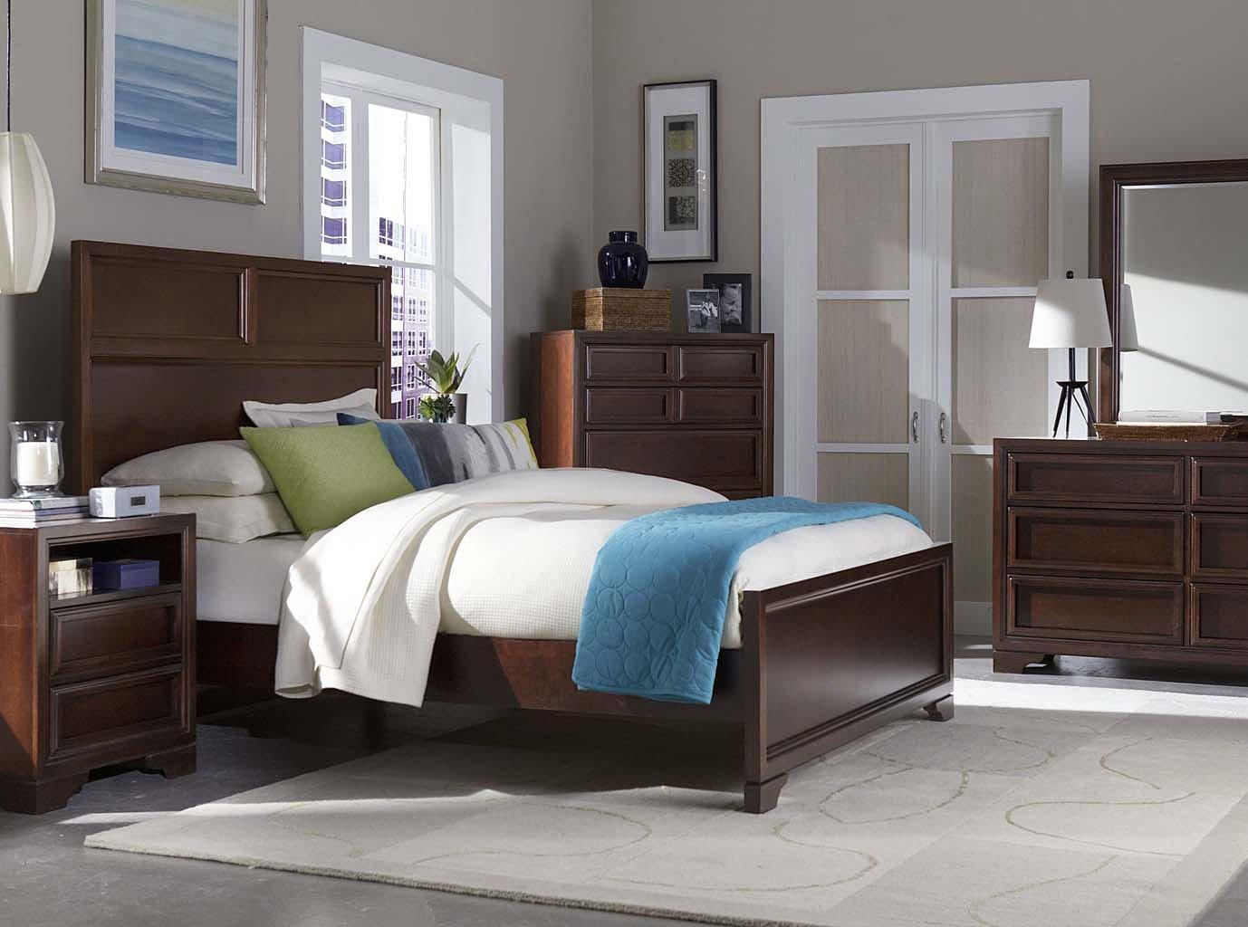 Benchmark Panel Bedroom Set Legacy Classic Kids ...