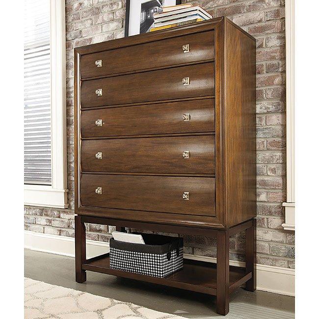 American Drew Bedroom Furniture: Miramar Panel Bedroom Set American Drew