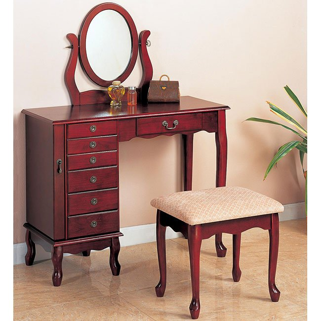 Traditional Vanity Set