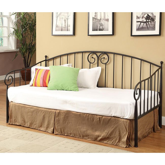 Bronze Day Bed