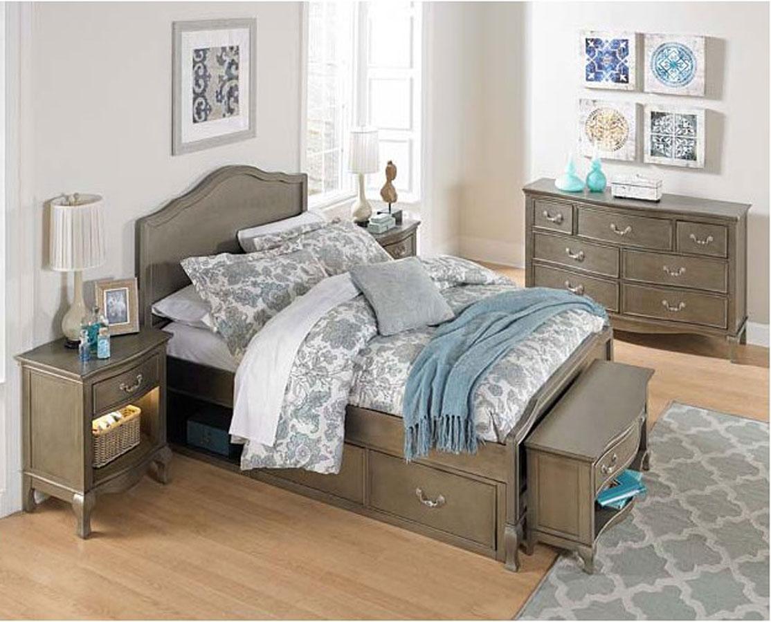 Kensington Charlotte Youth Storage Bedroom Set