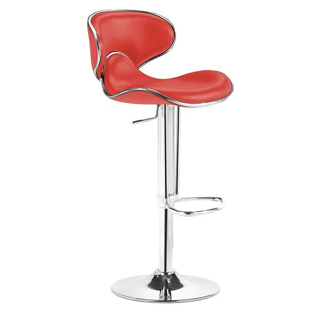 Fly Barstool (Red)