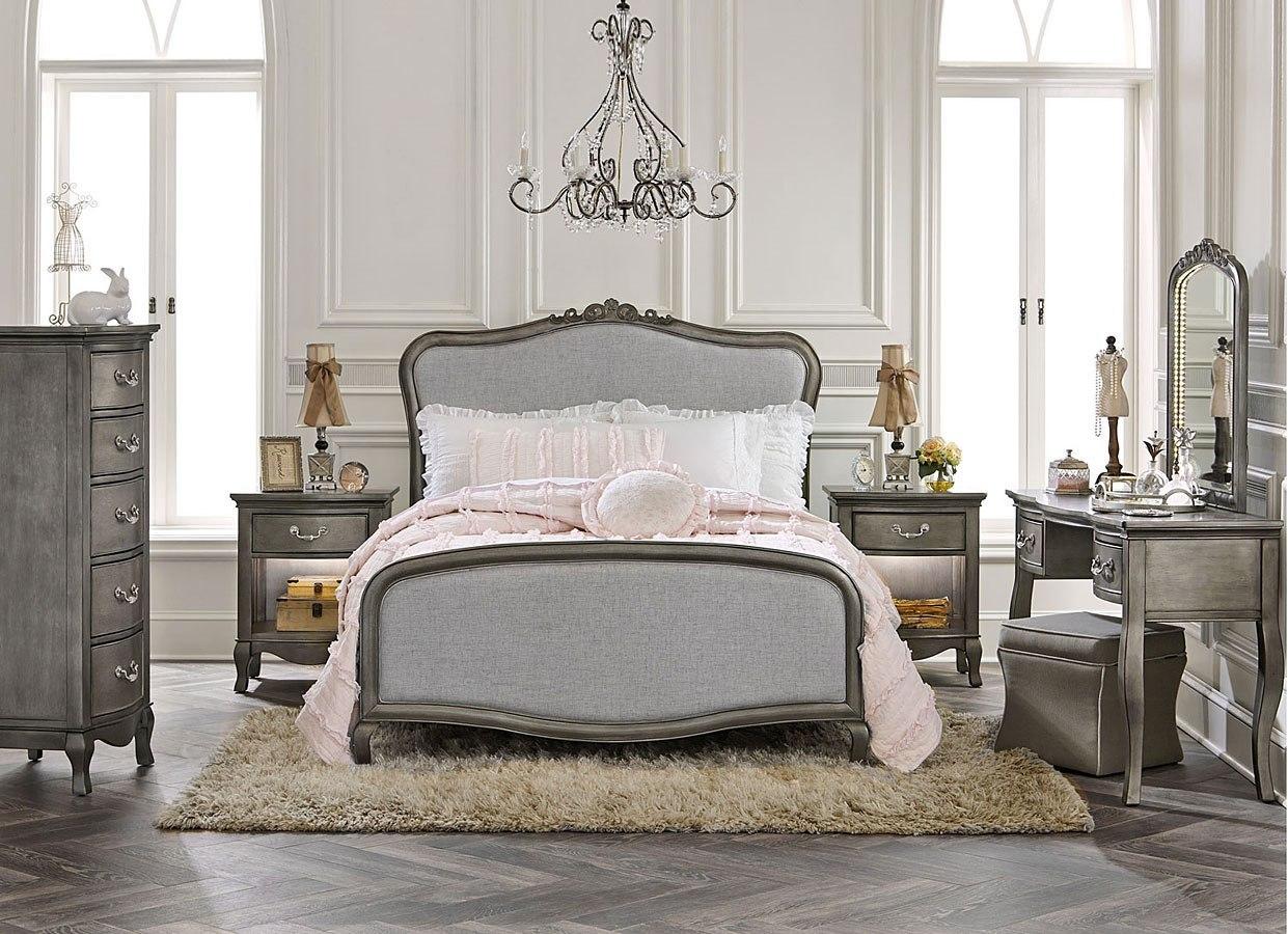 Merveilleux Kensington Katherine Youth Upholstered Bedroom Set